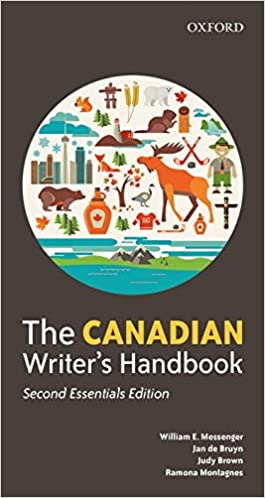 The Canadian Writer`s Handbook : Second Essentials Edition