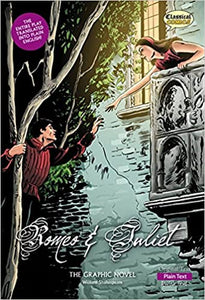 Romeo & Juliet : The graphic novel