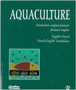 Aquaculture : Vocabulaire anglais-français