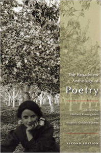 Thke Broadview Anthology of Poetry