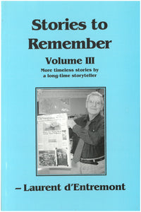Stories to Remember : Volume III