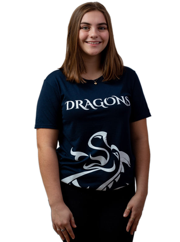 T-shirt Dragon - de sport
