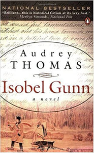 "Isobel Gunn : ""Brilliant...this is historical fiction at its very best."""