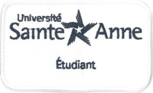 Badge d'identification - Étudiant
