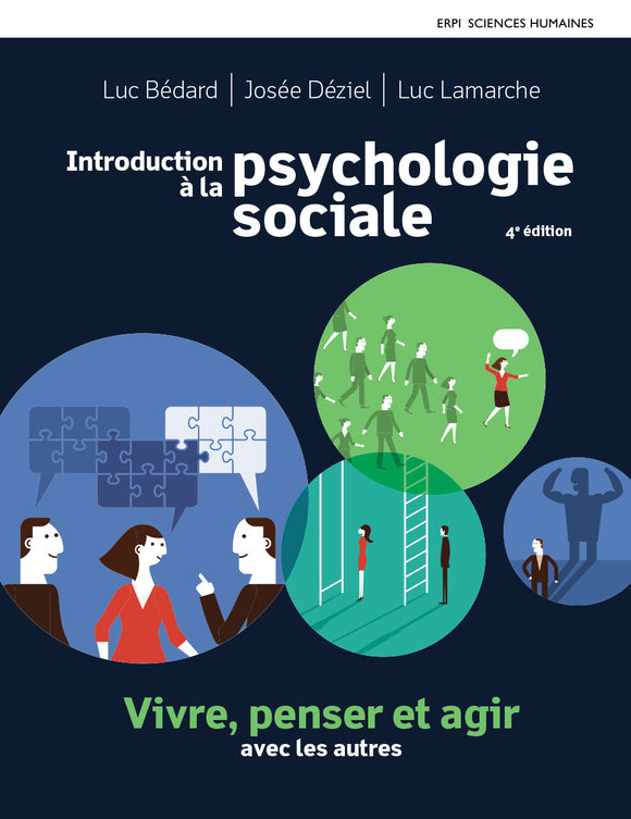 Introduction à la psychologie sociale (4e édition) | Manuel + Édition en ligne + MonLab + Multimédia (12 mois)