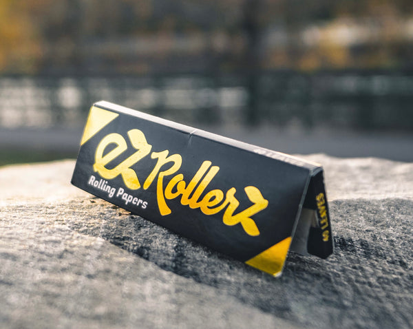 EzRollerz Rolling Papers (2 Pack)