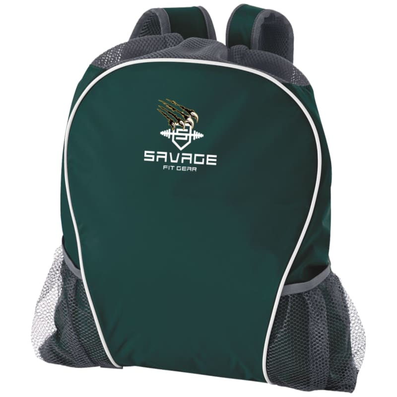 Savage Fitgear Rig Bag - Dark Green/graphite / One Size - Bags Savage Fitgear