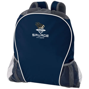 Savage Fitgear Rig Bag - Navy/graphite / One Size - Bags Savage Fitgear