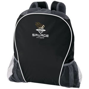Savage Fitgear Rig Bag - Black/graphite / One Size - Bags Savage Fitgear