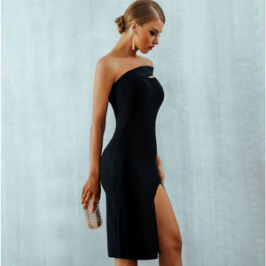 Celeb Cold Shoulder Dress Celeb Cold Shoulder Dress Savage Fitgear