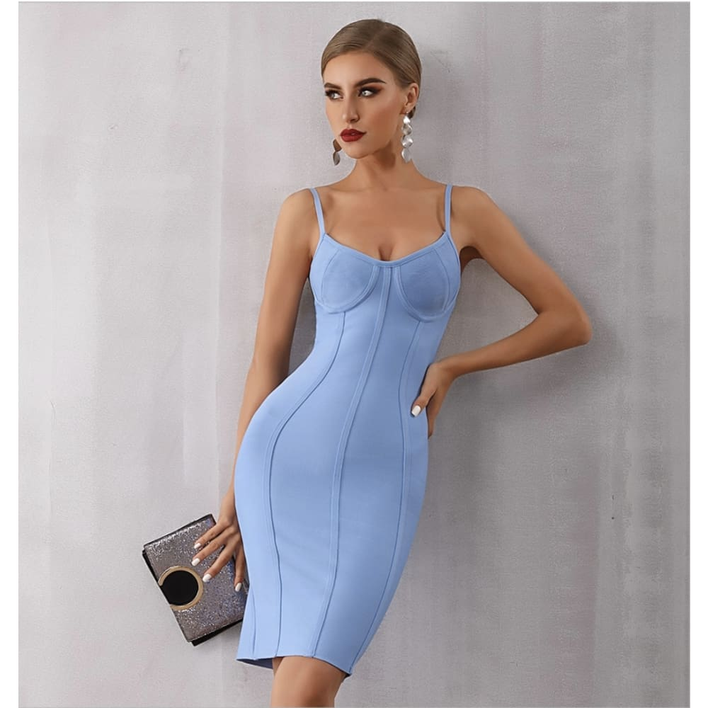 Bodycon Bandage Party Dress Bodycon Bandage Party Dress Savage Fitgear