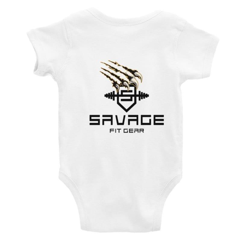 Savage Daddy Infant Onesie - Savage Fitgear