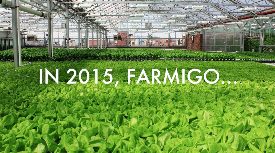 Farmigo & Las Delicias Collaboration
