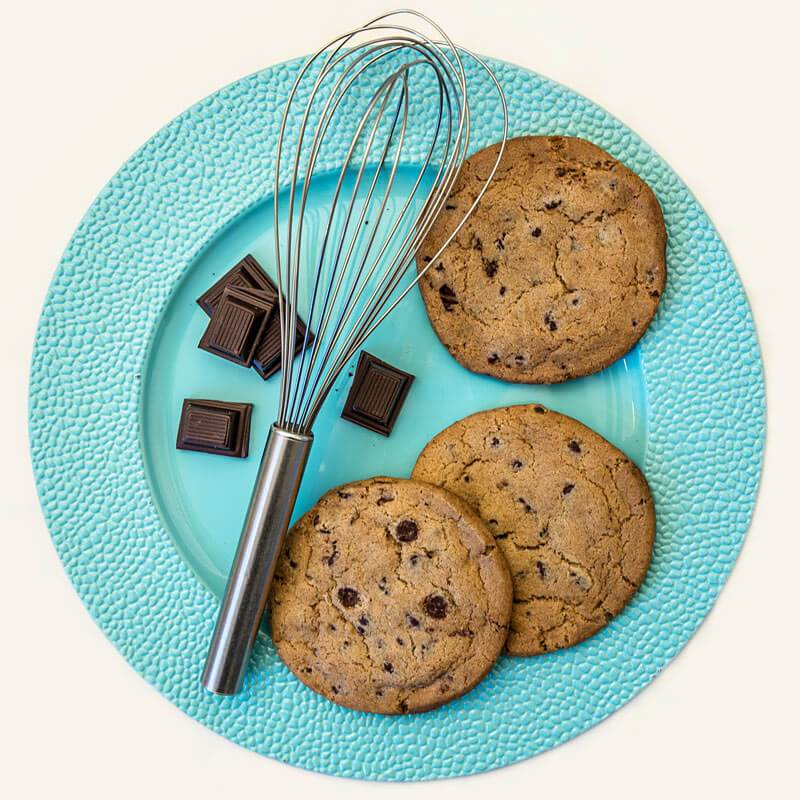 Chocolate Chip Magic Cookie - Las Delicias Patisserie