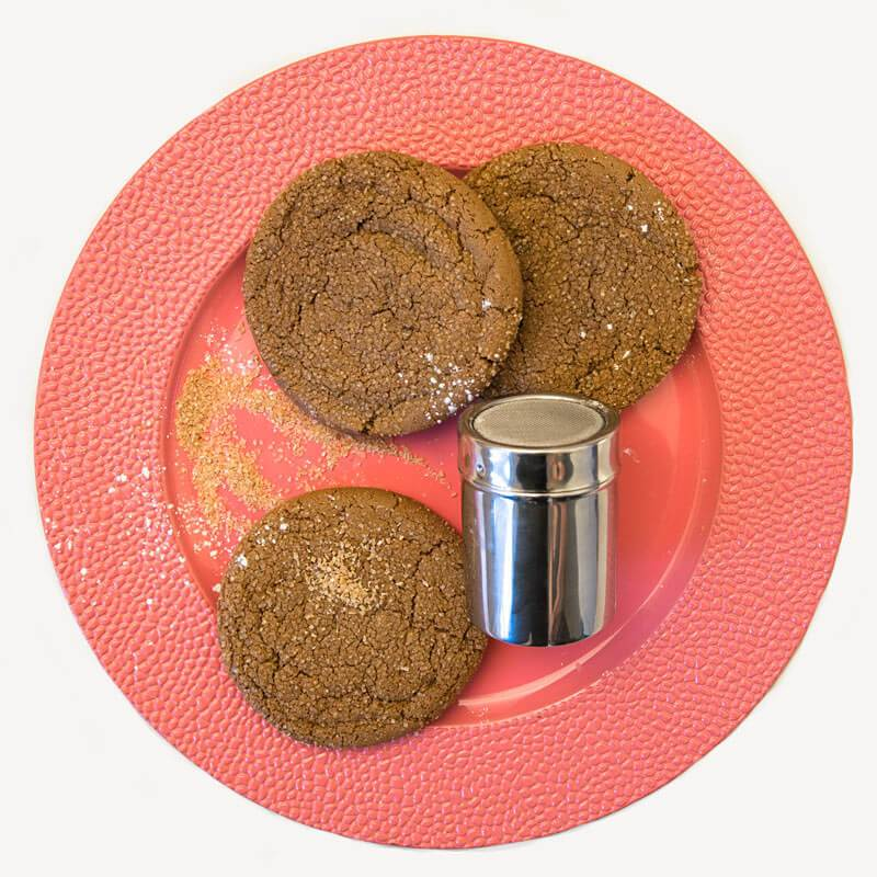 Triple Ginger Thrill Cookie - Las Delicias Patisserie