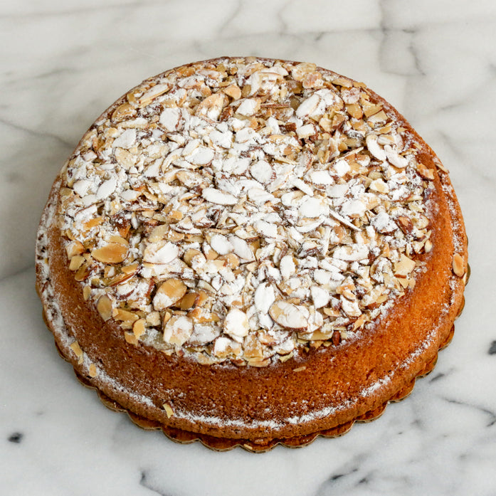 Enchanted Almond Cake