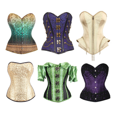Stylish Corsets to Create the Perfect Carnival Look