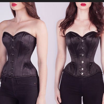 Is Wearing a Corset Bad for you?