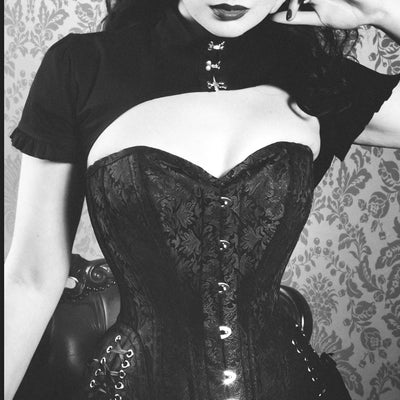 What Does a Corset do to Your Body?