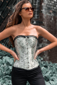 Instant Shape Victorian Olive Green Corset