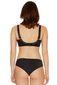 Hero Black Uw Side Support Plunge Bra