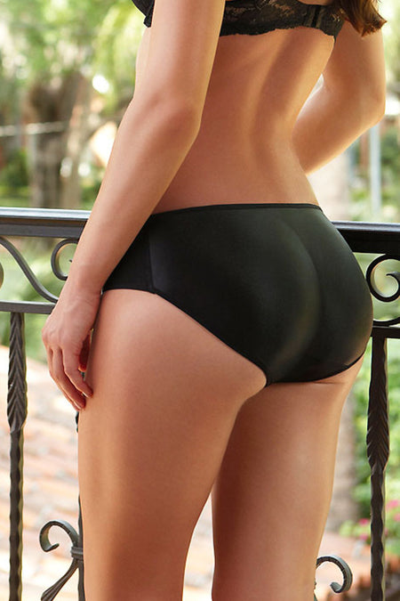 Esbelt - Padded Bum Booster Black