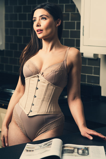 Pour Moi - Electra Underwired Body Caramel