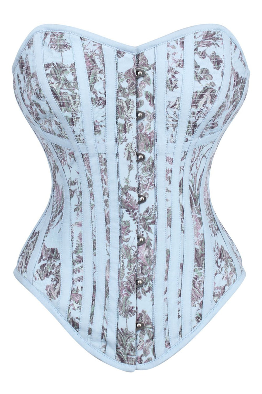 Historically Inspired 1800-1850 Overbust Corset