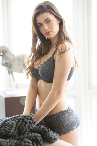 Lepel - Fiore Short Steel Grey
