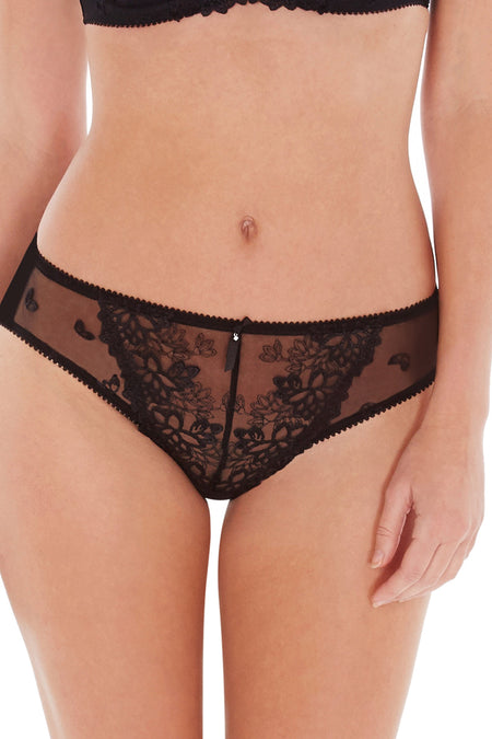 Charnos - Suzette Brief Black