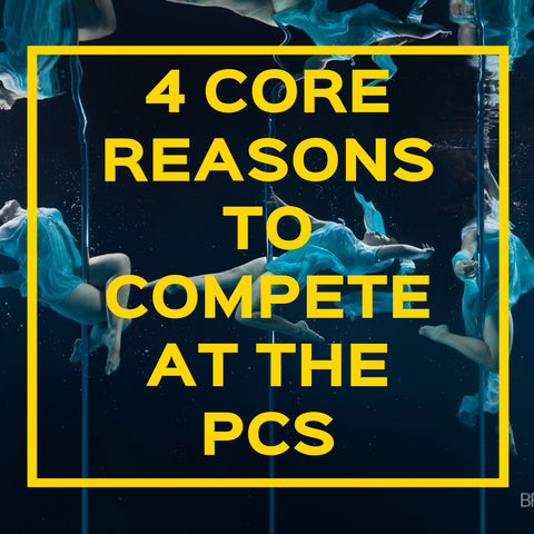 4 Core Reasons to Compete at the PCS