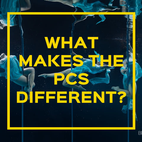 What makes the PCS different?
