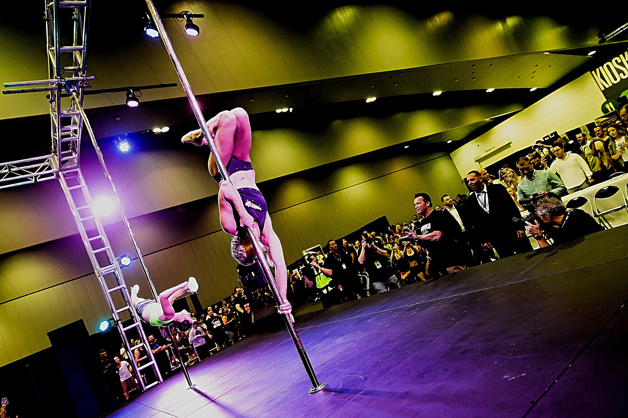 Sponsor and partner with the Pole Championship Series today. Be the first to take advantage of the pole fitness segment that is experiencing phenomenal growth.