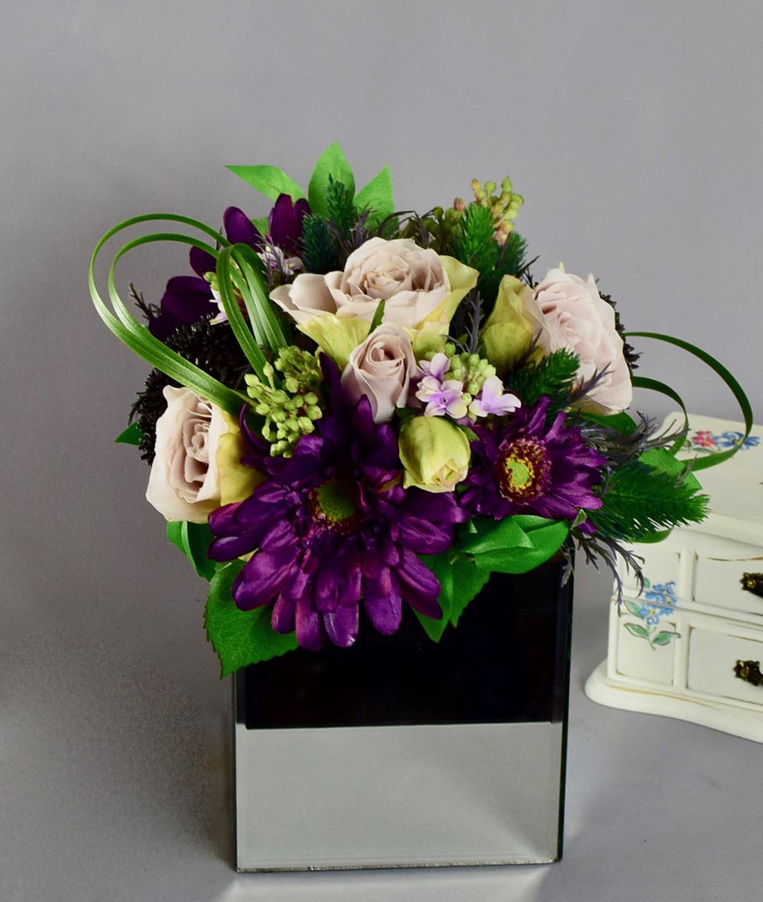 Why Choose Artificial Flowers For Outdoors?