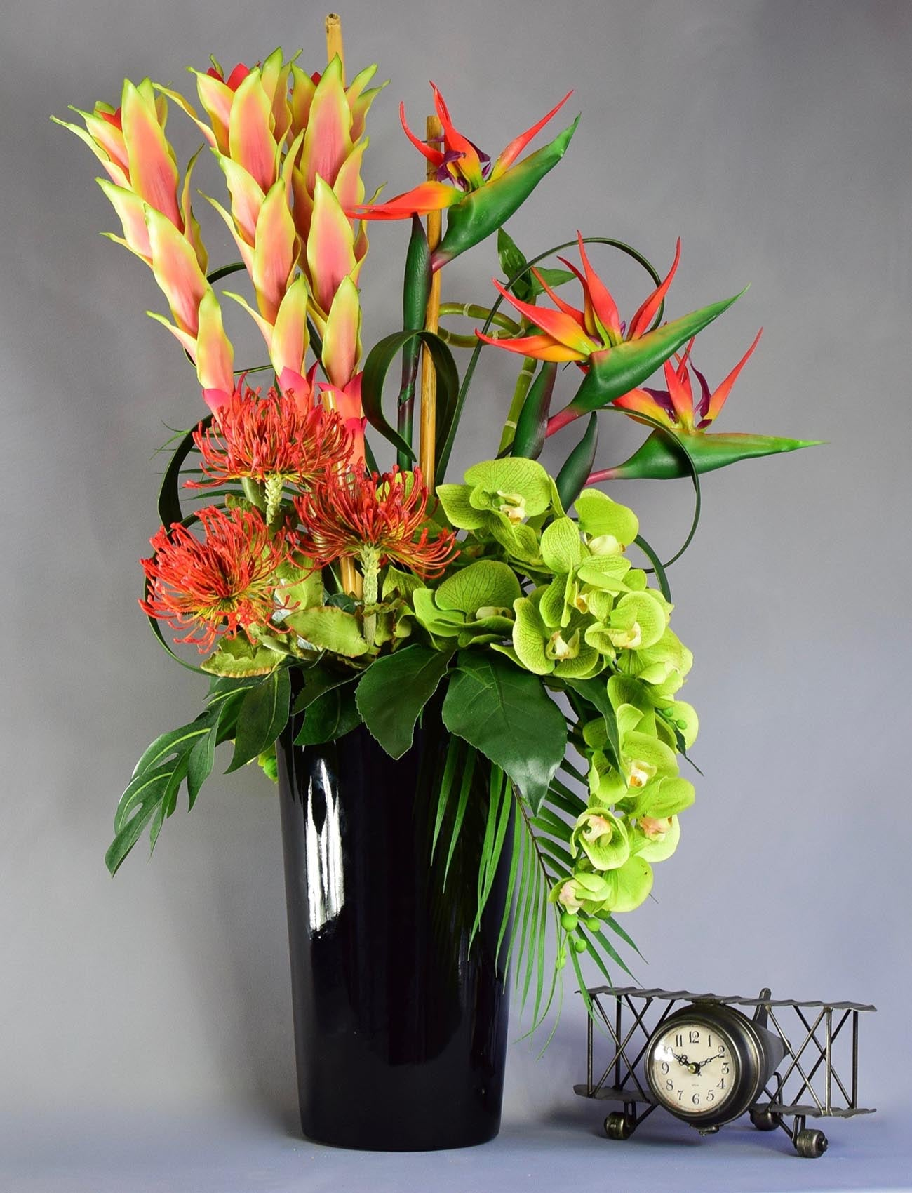 4 Best Artificial Tropical Flowers