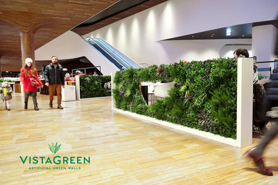 Artificial Green Wall Panels - Demmerys