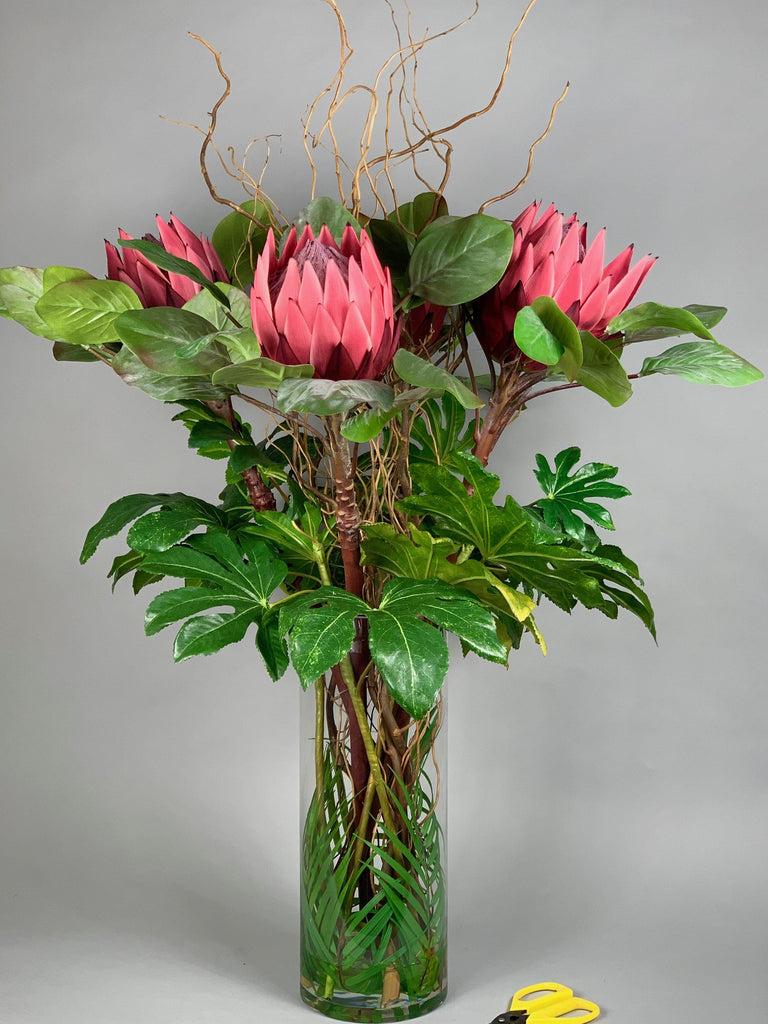 The King Protea - Demmerys