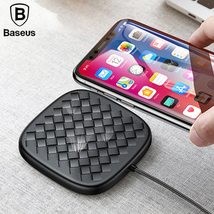 Luxury Pattern Wireless Charger