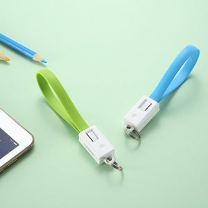 Mini Keychain Design Cable for iPhone
