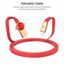 Rock Animal Design Cable for IOS Phone