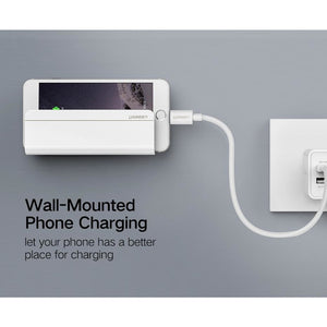 Wall Mounted Phone Holder Stand
