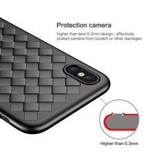 Luxury Grid Pattern Silicon Case Phone Case