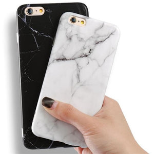 Marble Phone Case For iPhone 6/6, 6/6s Plus