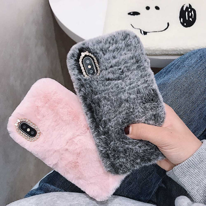 Furry Fluffy Phone Case