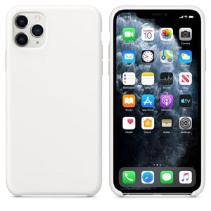 Apple Silicone Case For iPhone 11 / 11 Pro / 11 Pro Max