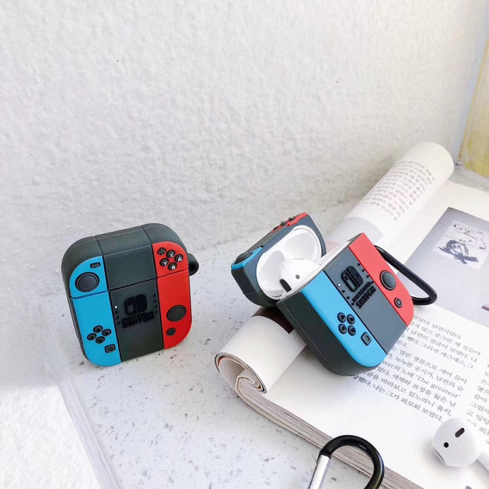 3D Game AirPods Case