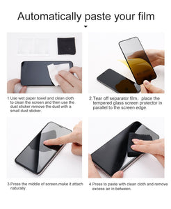 Premium 5D Privacy Glass Screen Protector