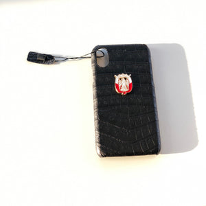AD Leather Phone Case
