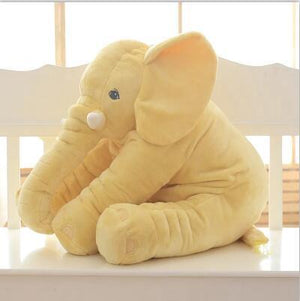 Cheapest and Best Reviews for Baby Elephant Pillow Plush Cushion Yellow at trendingvip.com