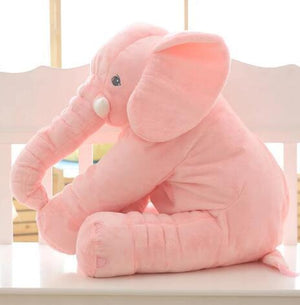 Cheapest and Best Reviews for Baby Elephant Pillow Plush Cushion Pink at trendingvip.com